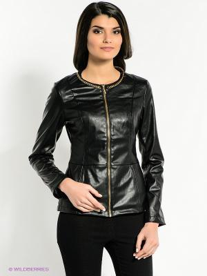 Куртка TOM FARR. Цвет: черный