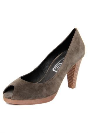 Туфли EYE. Цвет: коричневый