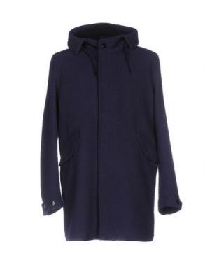 Пальто MONTEDORO. Цвет: фиолетовый