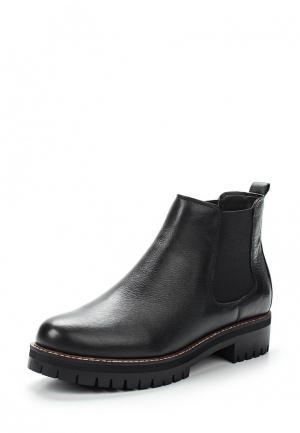 Ботинки Pier One. Цвет: черный
