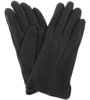 Перчатки Bellagio. Цвет: черный