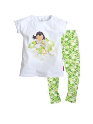 Комплект одежды Bossa Nova. Цвет: зеленый
