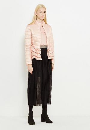 Куртка утепленная Liu Jo. Цвет: розовый