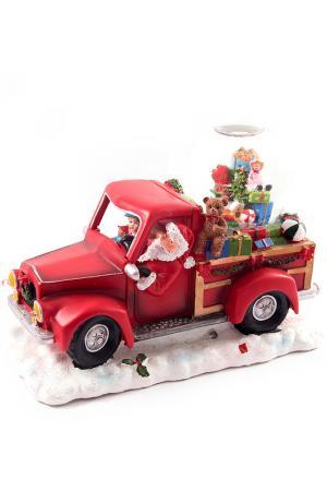 Композиция Дед Мороз Christmas. Цвет: мультицвет