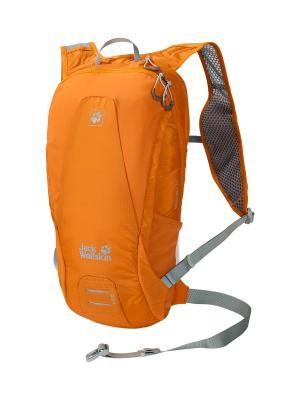 Рюкзак SPEED LINER 7.5 Jack Wolfskin. Цвет: оранжевый
