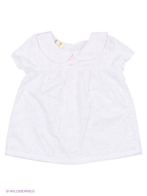 Блузка DAMY-M. Цвет: белый
