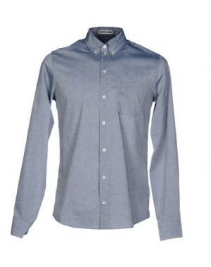 Pубашка QUATRE SAISONS. Цвет: серый