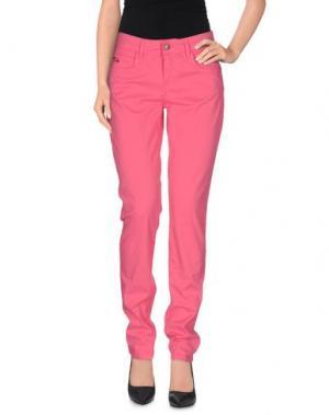 Повседневные брюки HARMONT&BLAINE. Цвет: светло-фиолетовый