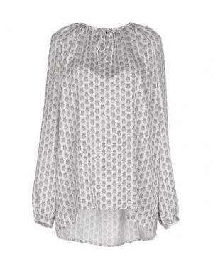 Pубашка SLY010. Цвет: белый