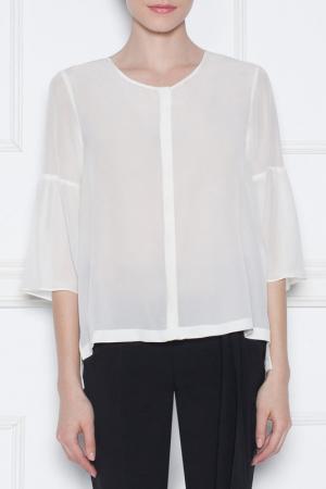 Рубашка Nissa. Цвет: белый