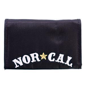 Кошелек  Nautical Tri-Fold Black Nor Cal. Цвет: черный