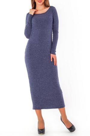 Платье S&A style. Цвет: синий