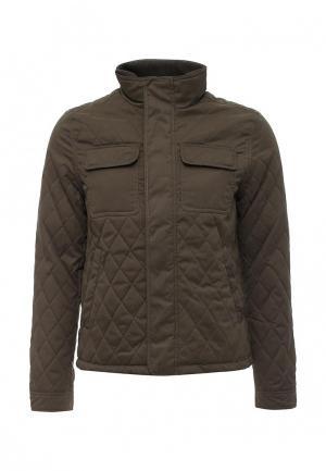Куртка утепленная Best Mountain. Цвет: хаки