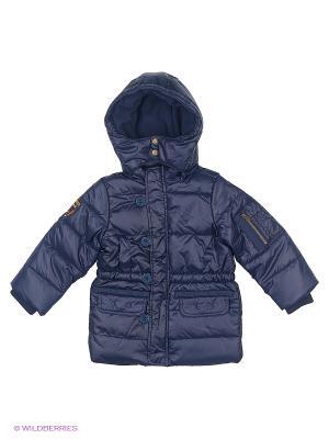 Куртка CHICCO. Цвет: темно-синий