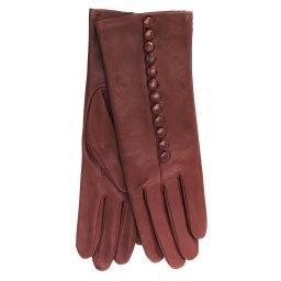 Перчатки  ANNETTE/S бордовый AGNELLE