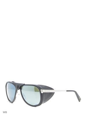 Солнцезащитные очки VL 1315 0009 PURE GREY Vuarnet. Цвет: черный