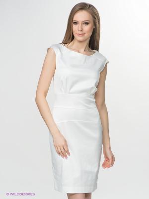Платье L.A.S. Цвет: молочный