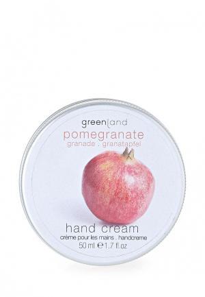 Крем для рук Greenland. Цвет: белый