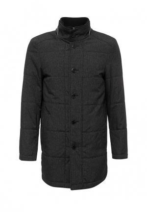 Куртка утепленная Daniel Hechter. Цвет: серый
