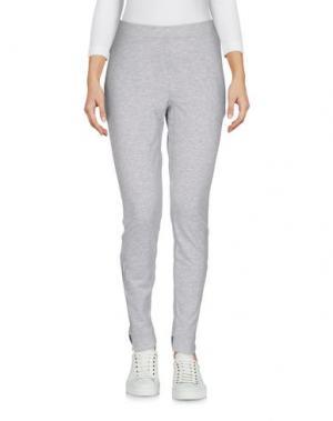 Повседневные брюки PEAK PERFORMANCE. Цвет: светло-серый