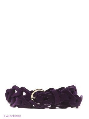 Ремень BB1. Цвет: темно-фиолетовый