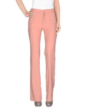 Повседневные брюки ROBBERT'S ROOST® COLLECTION. Цвет: розовый