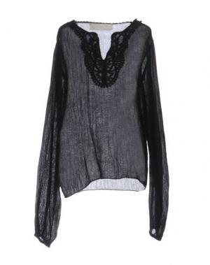 Блузка JENS PIRATE BOOTY. Цвет: черный