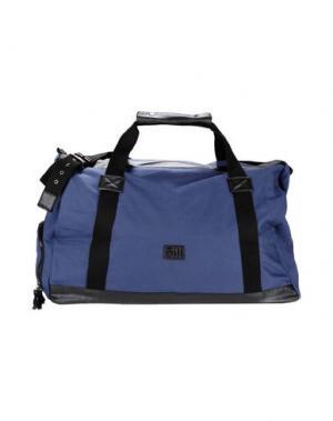 Дорожная сумка ŌILL. Цвет: темно-синий