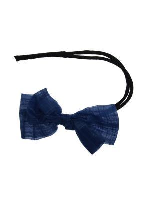Ободок, диадема Bizon. Цвет: синий