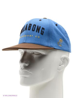 Бейсболка Sama Cap Boy BILLABONG. Цвет: синий