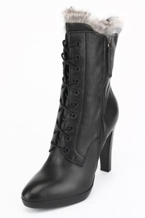 Ботинки Fru.it. Цвет: черный