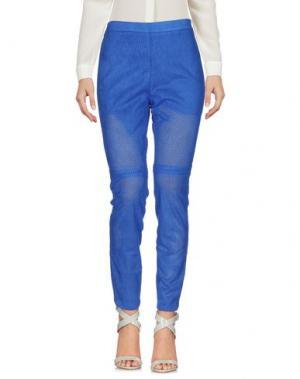 Повседневные брюки CHARLISE. Цвет: синий