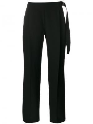 Широкие брюки Carven. Цвет: чёрный