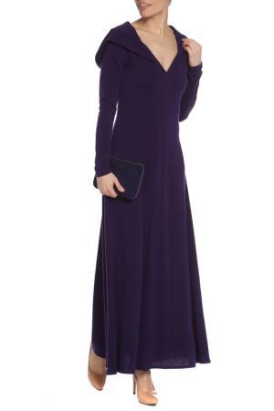 Платье Ангора Alina Assi. Цвет: фиолетовый