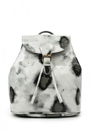 Рюкзак Chantal. Цвет: серый