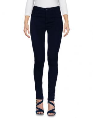 Джинсовые брюки JACQUELINE de YONG. Цвет: синий