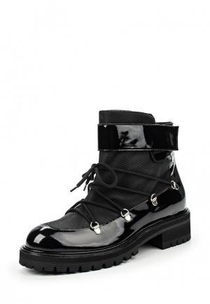 Ботинки Vicini Tapeet. Цвет: черный