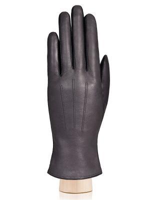 Перчатки Eleganzza. Цвет: черный, темно-фиолетовый
