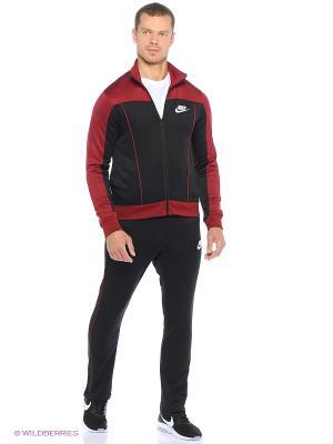 Спортивный костюм M NSW TRK SUIT PK PACIFIC Nike. Цвет: красный