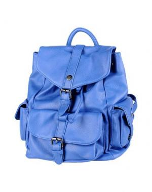 Рюкзаки и сумки на пояс SH by SILVIAN HEACH. Цвет: синий