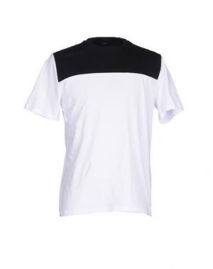 Футболка YOON. Цвет: черный