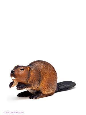 Бобр MOJO. Цвет: коричневый