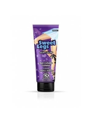 Крем для загара в солярии  Sweet Legs ног с бронзаторами, туба 125 ml Solbianca. Цвет: бежевый