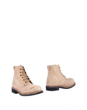 Полусапоги и высокие ботинки DRY-SHOD. Цвет: песочный