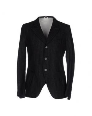 Пиджак NOSTRASANTISSIMA. Цвет: стальной серый