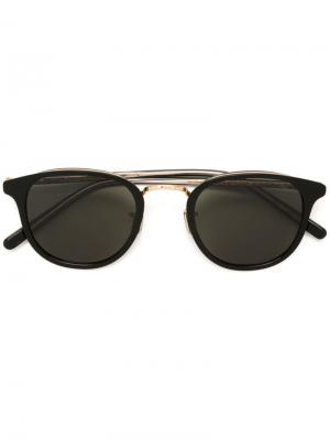 Солнцезащитные очки EV743 Eyevan7285. Цвет: чёрный