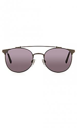 Солнцезащитные очки raleigh RAEN. Цвет: уголь