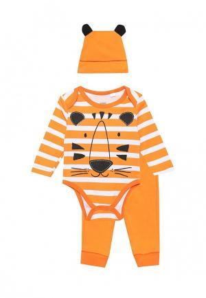 Комплект Modis. Цвет: оранжевый