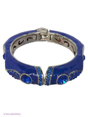 Браслет Royal Diamond. Цвет: синий