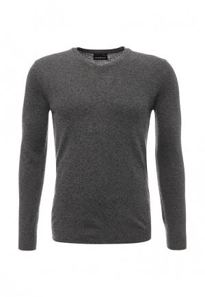 Пуловер Sisley. Цвет: серый